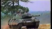 豹1坦克系列Kampfpanzer Familie Leopard 1 und 2 bei