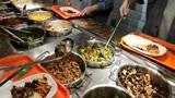 长沙特色餐厅:自选快餐,2.2元一两,第一次吃