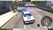 BeamNG之世界警车第(二十期)日本警车(3)警视厅+交通机动队