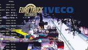 欧洲卡车模拟2 第52期 : 空前盛况 小问号你是不是有很多小朋友 加莱-杜伊斯堡 依维柯 Hi-Way #Euro Truck Simulator 2