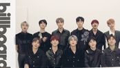 [THE BOYZ]Billboard Korea采访拍摄花絮