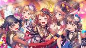 【转载】Poppin'Party/キズナミュージック short.ver 乐队总谱(Bang Dream Poppin'Party 12th Single)