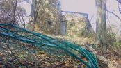 小哥旺友实拍铜陵本地日军碉堡,里面破败不堪,有机枪口还有刻字