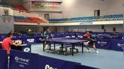 江西省赣州市第五届全民运动会(社会部)乒乓球赛影像记忆(2)