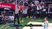 【NBA晚自习】报告班长:字母哥18+19+9 雄鹿轻取步行者