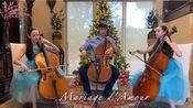 """春天华尔兹 & 大提琴 三重奏 Mariage d'Amour """"Spring Waltz"""" - Cello Trio / Emil & Dariel"""
