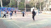 武汉大学火炬杯排球赛(练习赛)《信管》 第七话 亦敌亦友
