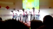 2012蚌埠医学院生物科学系元旦晚会穷开心搞笑舞蹈