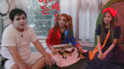 Room 3 (Song Hayoung Fromis_9, Yuqi (G)I-DLE, Jeong Hyeongdon, Jang Sungk9)