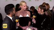 「PGA awards」Charlize Theron Reveals She's Taking a Break to Focus on Motherhood.