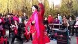 看指挥风采,唱怀旧老歌,龙潭公园大合唱《梦中的兰花花》《西口情》
