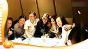 张柏芝经常与已经离婚的父母聚会 孩子缩在妈妈怀中
