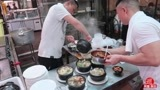 清真丸子砂锅,小吃18一份,本地人也逛回民街,看西安土著吃啥