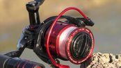 【路亚钓鱼】只喜欢用水滴轮的专业钓手用7.2转速比的纺车轮会怎么样?