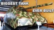"""【库宾卡坦克博物馆】鼠式""""Maus""""超重型坦克其他装甲车辆(2019/2)"""