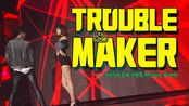 【Trouble Maker】Hani(EXID), Jihun(KNK) (160624 KBS Music Bank)【RXRTV】