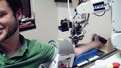 黑科技机器人,30秒识别抽血,准确率高全程无痛苦
