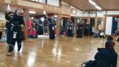 【异种试合】超欢乐!!剑道vs薙刀道~弗利萨做裁判~