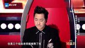 中国好声音:陈其楠获得庾澄庆战队冠军,汪帅遗憾告别