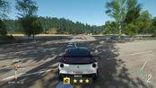 Forza Horizon地平线4 季节公开赛-古老维尔-测速区间314.55km/h 599XXE ID:CQLULU调校名称:G2.11