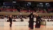 SlowMotion - KAWAKI's M (vs SUZUKI) - 64th All Japan KENDO Championship - First