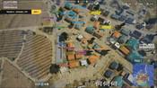 香港绝地求生世界邀请赛:超级罕见的城区决赛圈,粤语版解说!