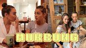 【Cartia Mallan x Sammy Robinson】东京吃播+GRWM | Sushi + Bubble Tea MUKBANG