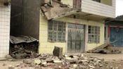 广西靖西4.3级地震:5.2级地震的余震,房屋碎石遍地