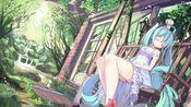 【初音ミク】日向咲く傍で【tomoyu】【授权转载】