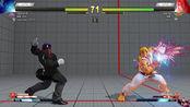 街霸5:日本顶级对战,Sako 影隆 VS Kenpi 肯