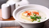 冬季,这碗辅食粥多给孩子喝,营养又补钙,孩子常喝增智力,个头蹭蹭长