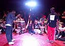 Battle UrbaNation 2014 Popping Top 4 Richard Pop VS Iron Mike