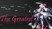 【Eleanor Forte】The Greatest - Sia【附工程/无能狂画】