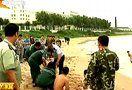 秦皇岛:两游客海滩溺亡