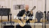 帕威尔·史泰德在俄罗斯下诺夫哥罗德音乐学院的演出: Suite in G-dur by Jan Antonius Losy
