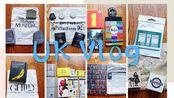 #18-UK Vlog 手帐文具探店+自驾  布里斯托-伦敦-巴斯-牛津-利物浦-曼彻斯特-爱丁堡-天空岛  Prada*TN   英超   国王十字  披头士