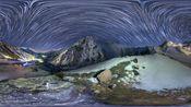 【极地星空】全景镜头拍摄大自然极地的美!一起来