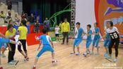 3分钟10人长绳8字跳 重庆市九龙坡区西彭镇第一中学
