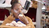 【百变阿姨】助眠试着吃巧克力酥皮饼干的声音(2019年11月26日8时30分)