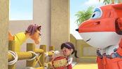 超级飞侠:女孩定的帽子不是给自己的,给他的宠物骆驼带刚刚好!
