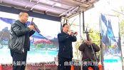 南阳农村传统唢呐演奏《河南曲剧》一盘笙、一台琴、一梆子伴奏!