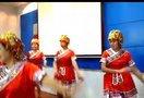 """舞蹈:苗乡侗寨【武昌三道街社区""""重阳节""""演出—2012.10.18日】"""