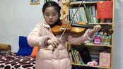 小提琴练习 亨德尔 第四奏鸣曲 第一二乐章 Violin Haendel Sonata No.4 1st&2rd Movements 争取两周后交作业