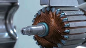 印度小作坊加工的电机转子,连件高端机器都没有,成品这么精致?