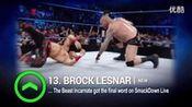 WWE Sasha Banks slides on WWE Power Rankings- Aug. 6