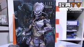 【转载】玩具TV TOYSTV Hot Toys 1/6 铁血战士 独狼2.0 Wolf Predator
