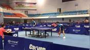 江西省赣州市第五届全民运动会(社会部)乒乓球赛影像记忆(1)