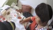 消防员救下老人后被问要多少钱 得知不收费后老人女儿写下感谢信