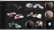 Maya与Arnold蓝色小巷场景完整制作流程视频教程