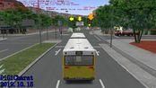 OMSI2——Estrela Dalva(BRT版)391路TERM.21 DE MARCO--->Term.Trincheira